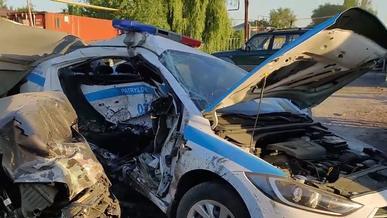 ДТП на блокпосту: Азаматов уволился из полиции за 4 дня до аварии