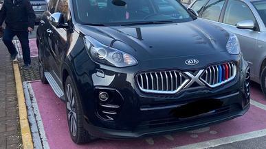 Kia Sportage породнился с BMW