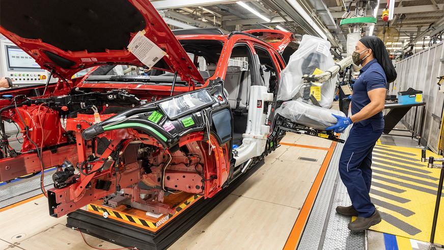 В США выпустили пять миллионов BMW