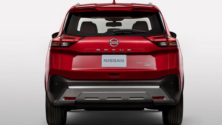 Nissan презентовал новый Rogue (X-Trail)