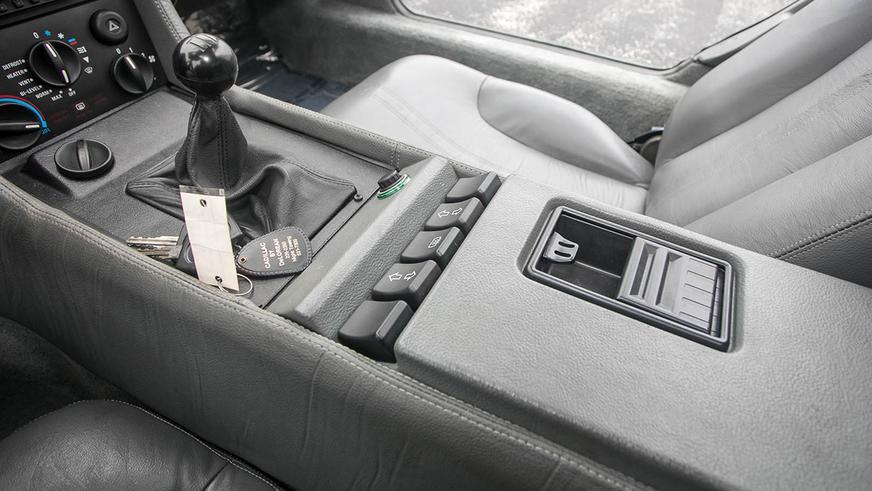 С молотка пустят почти новый DeLorean