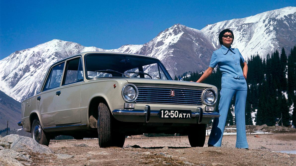Цены на машины в КазССР 40 лет назад и сейчас