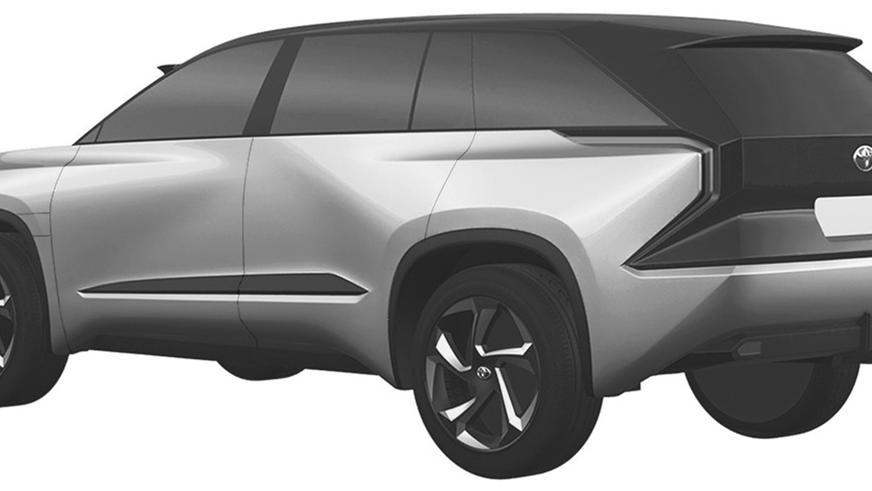 Так выглядят будущие электрокроссоверы Toyota