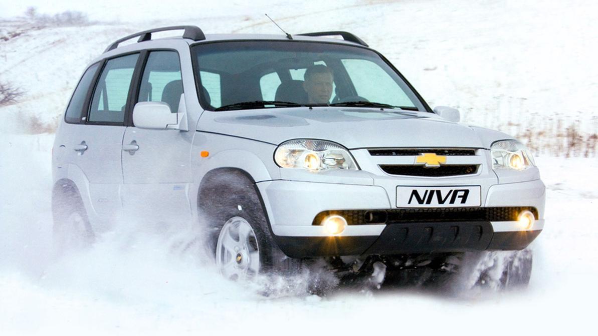 В 2023 году Lada Niva ждёт рестайлинг