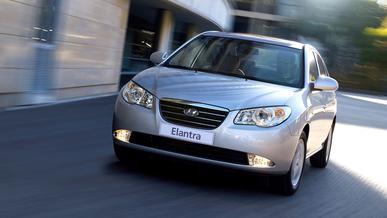 Около 48 тысяч Hyundai Elantra отзывают в России