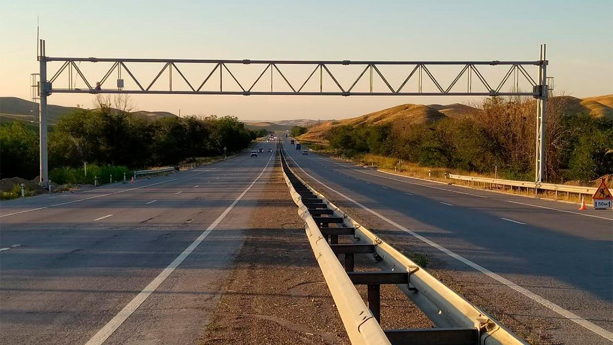 Новые участки платных дорог запустят в мае 2021 года