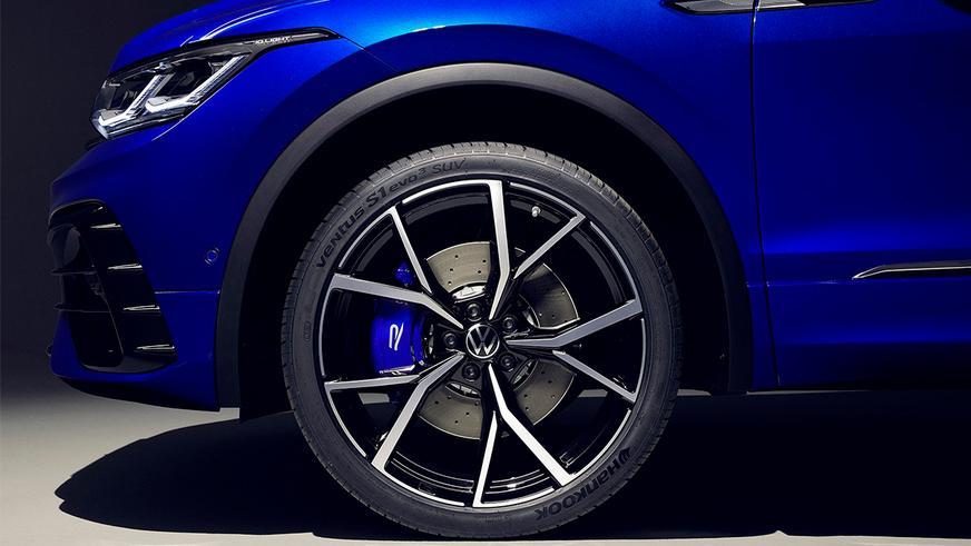 Представлен рестайлинговый VW Tiguan