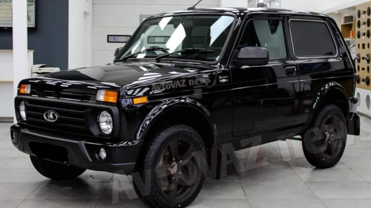 Lada 4x4 Black возвращается