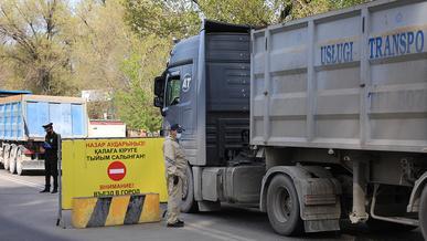 Возвращать блокпосты в Казахстане с 5 июля не будут