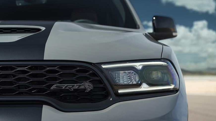 Dodge Durango получил версию SRT Hellcat