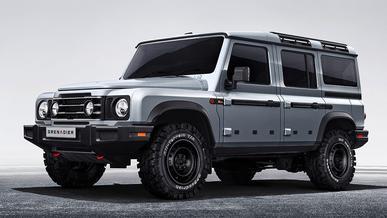 Jaguar Land Rover недоволен дизайном Ineos Grenadier