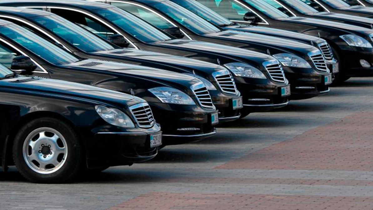 Мораторий на закуп автомобилей для госорганов и нацкомпаний объявлен в Казахстане