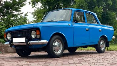 «Москвич-412» за 3.5 млн тенге продают в Караганде