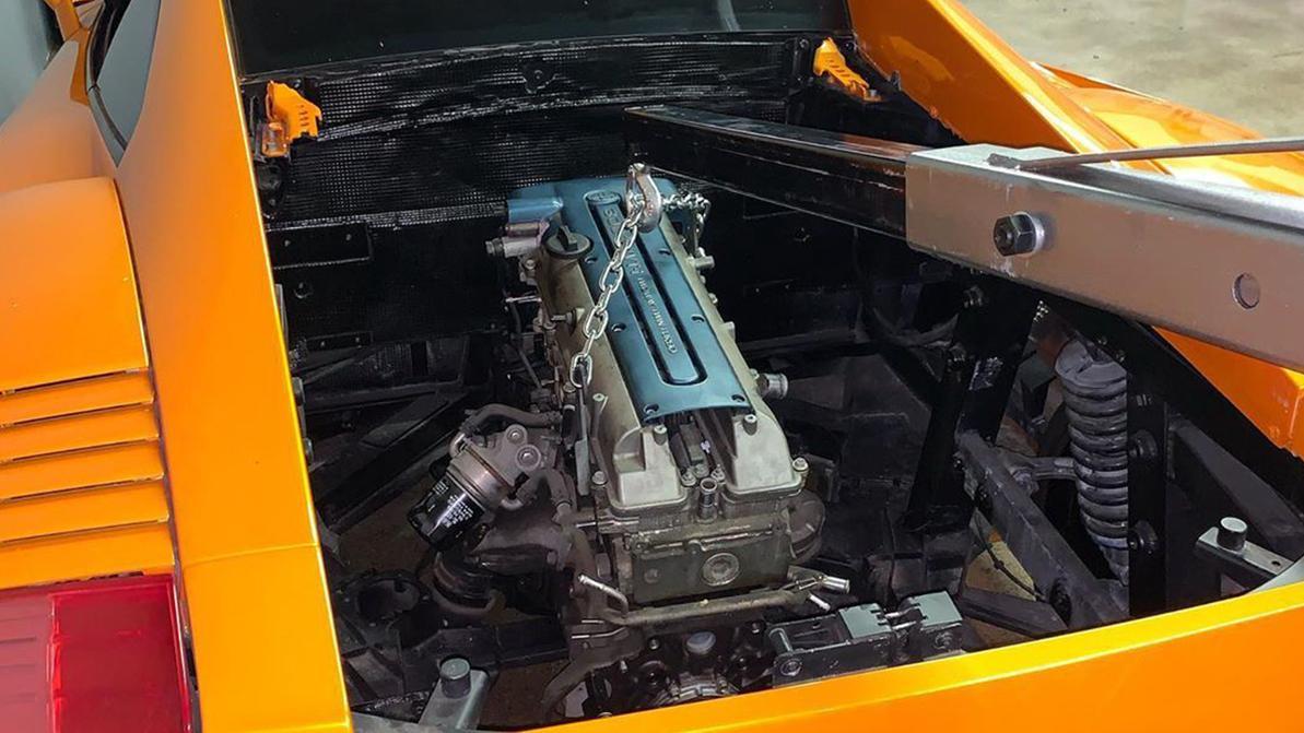 В США решили собрать Lamborghini c 2JZ-GTE