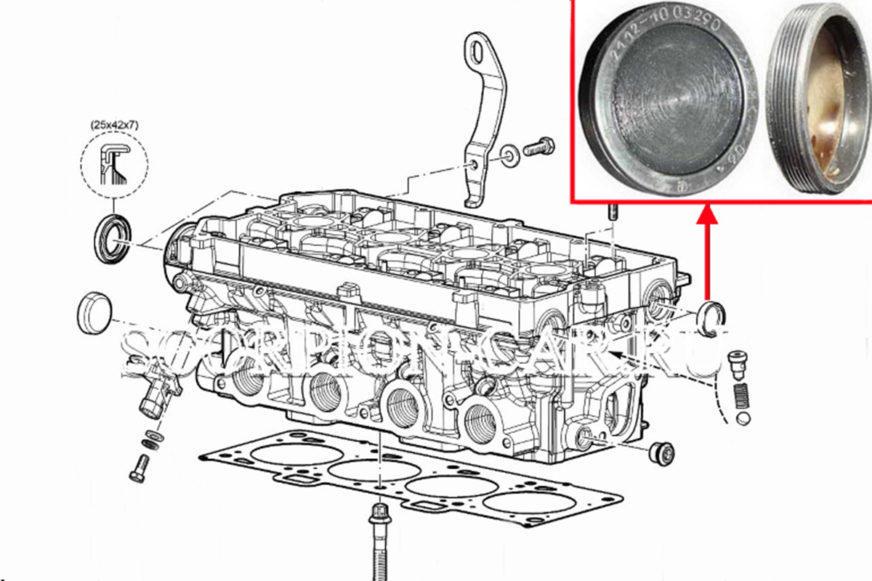 АВТОВАЗ взялся за проблему течи масла на 16-клапанных моторах
