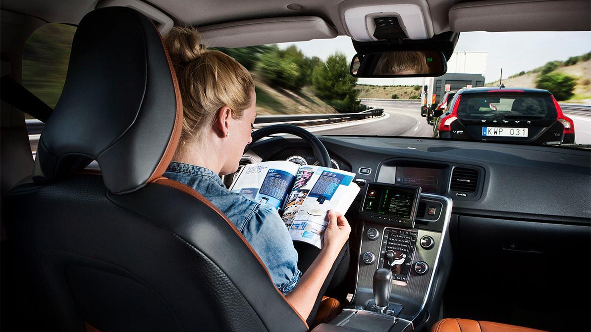 Правила допуска на дороги беспилотных автомобилей появятся в ЕАЭС