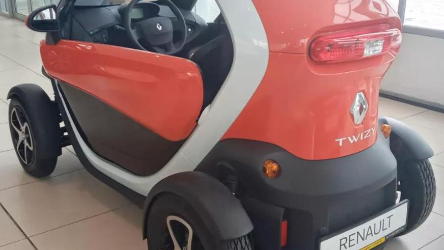 Renault Twizy 2018 года выпуска