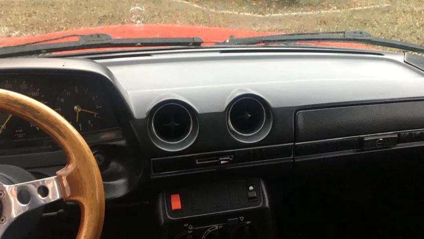 Mercedes-Benz 230 E 1983 года выпуска