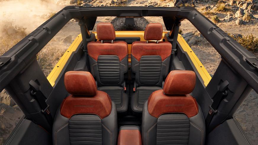 Долгожданная премьера Ford Bronco