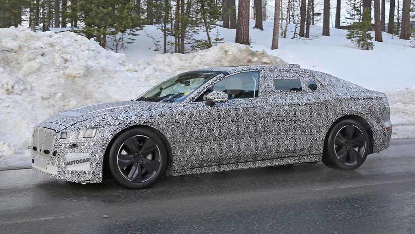 Новое поколение Jaguar XJ задержится из-за коронавируса