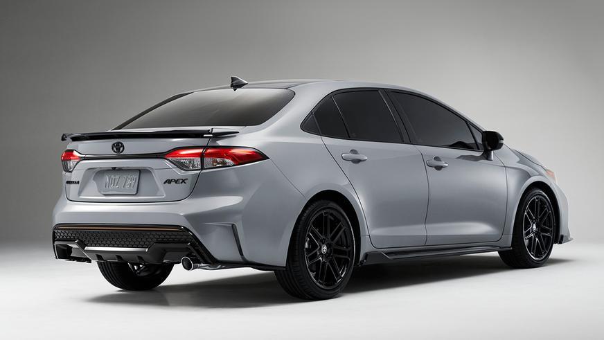 У американской Toyota Corolla появилась новая версия