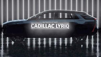 Электромобиль Cadillac Lyriq: начало новой эпохи