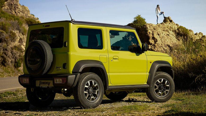 Suzuki Jimny выгоняют из Европы?