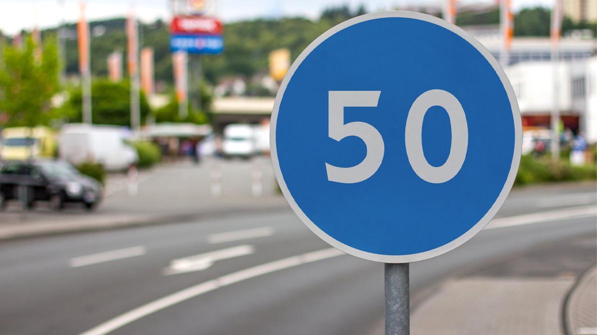 Штраф за медленную езду. В каких случаях минимальную скорость ограничивают?