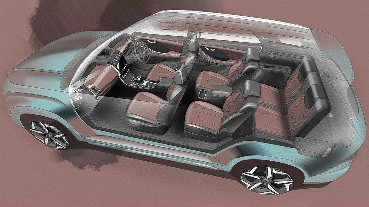 Презентован Hyundai Alcazar