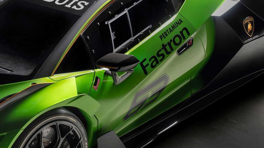 Дебютировал Lamborghini Essenza SCV12