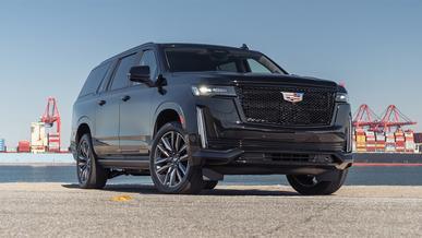 Cadillac Escalade станет быстрее и намного
