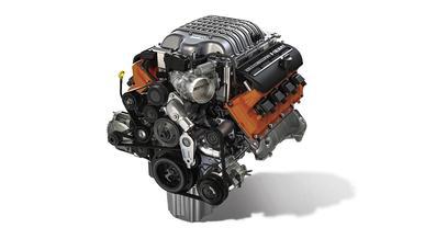 Dodge откажется от двигателей V8 Hellcat