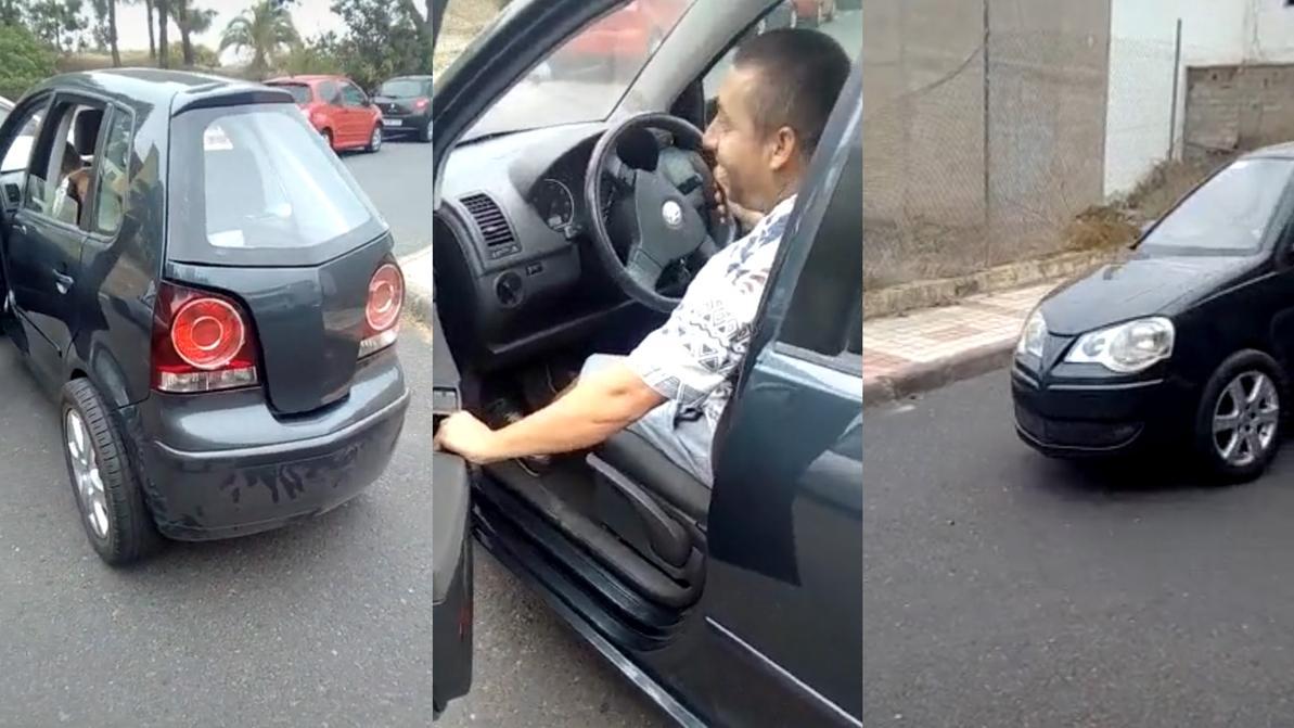 «Ушитый» VW Polo вызвал фурор на TikTok