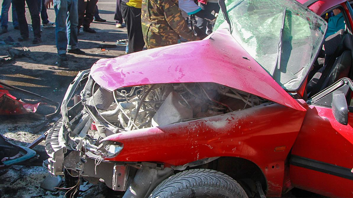 С 2013 года аварийность на дорогах снизилась на 42 %