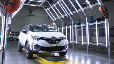 Renault теперь собирают в Казахстане