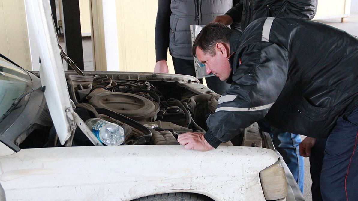 В Казахстане, возможно, сверку вернут, а номер двигателя снова станут указывать в техпаспорте