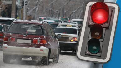 Где в Алматы появятся новые светофоры
