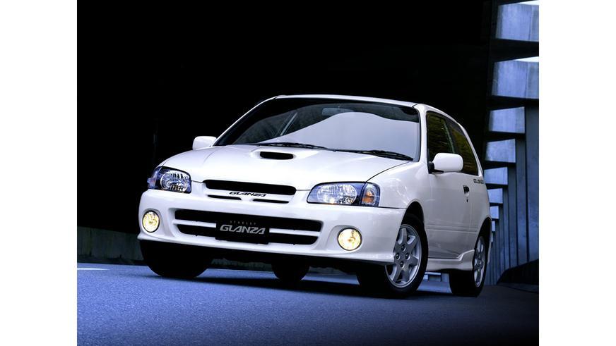 У Toyota снова появилась Starlet
