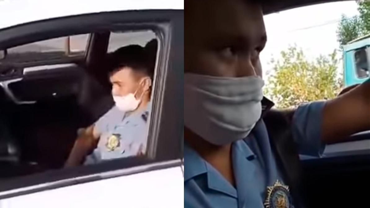 Полицейским можно спать на работе?