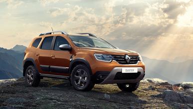 Сколько стоит новый Renault Duster в Казахстане