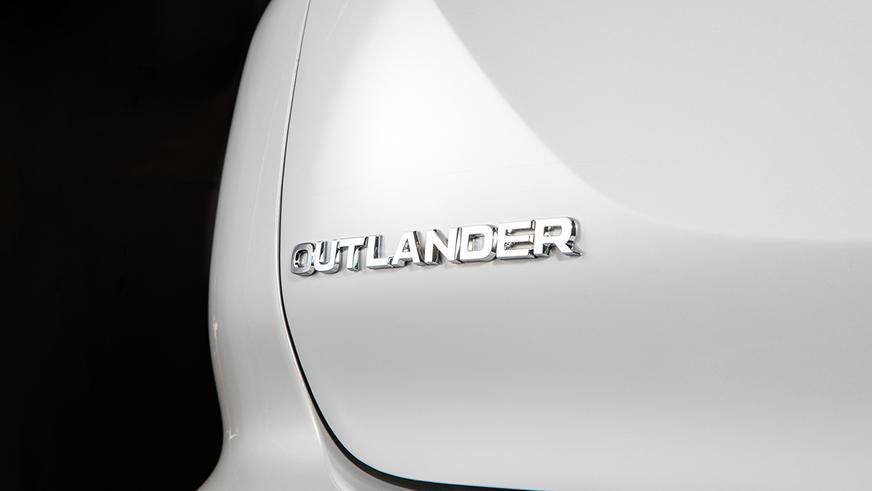 Новый Mitsubishi Outlander представлен официально