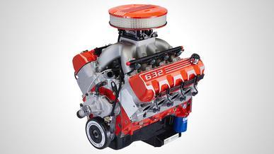 Chevу представила новый V8 объёмом 10.3 л