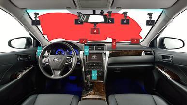 Школа «Колёс»: куда в машине можно повесить регистратор и смартфон
