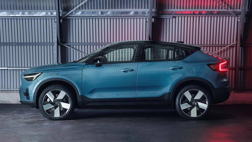 Volvo С40 будет выпускаться только в электрическом варианте