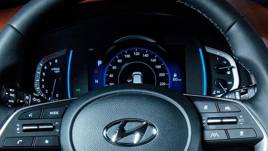 Новая Hyundai Creta. Версия для Казахстана