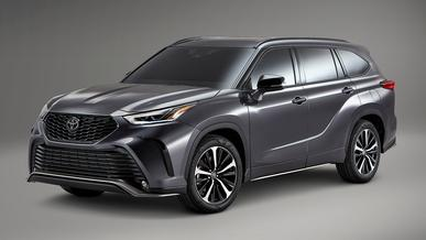 Toyota Crown станет кроссовером… в Китае