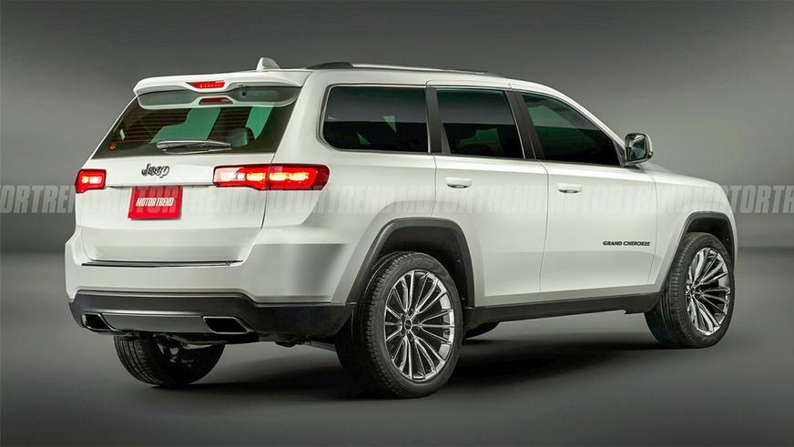 Новый Jeep Grand Cherokee готовится к дебюту