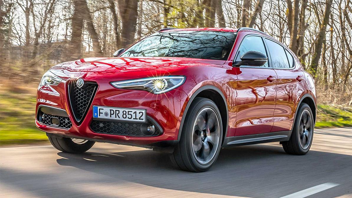 Alfa Romeo ничуть не хуже Mercedes-Benz и BMW