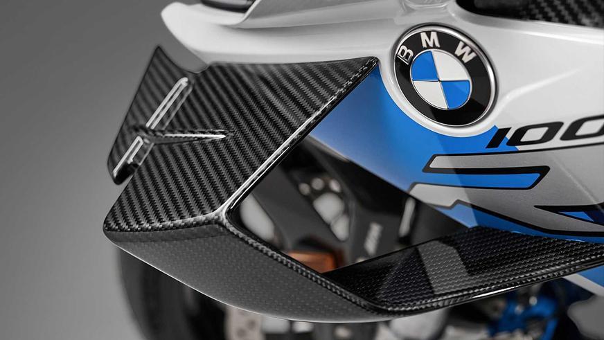 BMW M взялось за мотоциклы