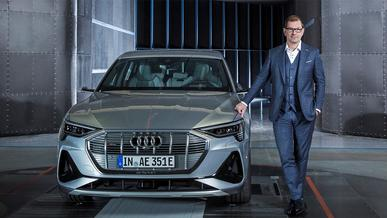 В Audi свернули разработку всех двигателей внутреннего сгорания